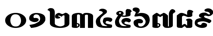 Bakprea New Font OTHER CHARS