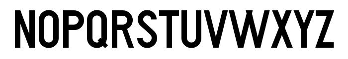 Bal Font UPPERCASE