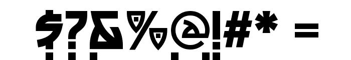 BalaCynwyd Font OTHER CHARS