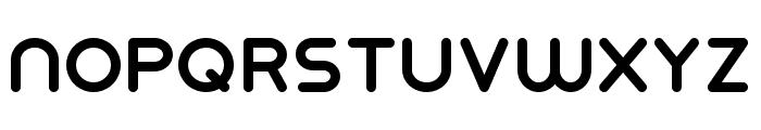 Balat Bold Font UPPERCASE