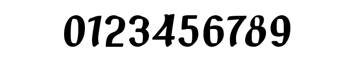 Baldo-Italic Font OTHER CHARS