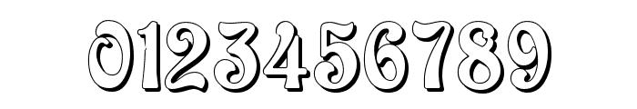 Baldur Shadow Font OTHER CHARS