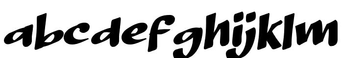 Balik Awan Font LOWERCASE