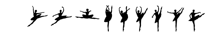 Ballet Font OTHER CHARS
