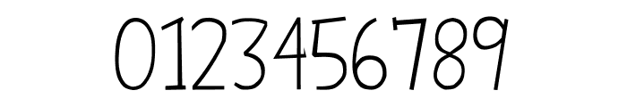 Ballpoint Pen Font OTHER CHARS