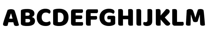 Baloo Regular Font UPPERCASE