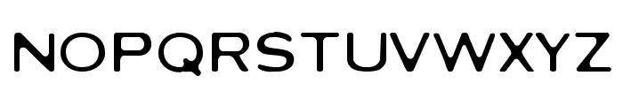 Balotro Font UPPERCASE