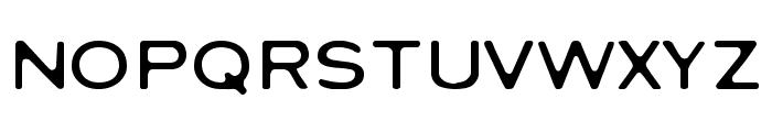 Balotro Font LOWERCASE