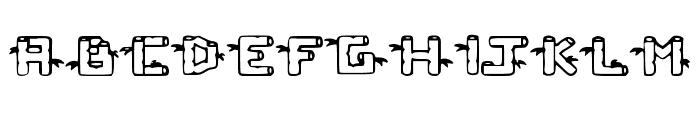 BambuCB Font UPPERCASE