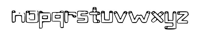 BambuCB Font LOWERCASE