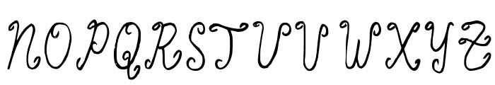 Banaag Font 1 Medium Font UPPERCASE