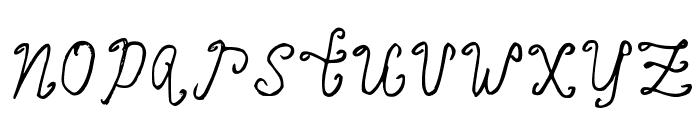 Banaag Font 1 Medium Font LOWERCASE