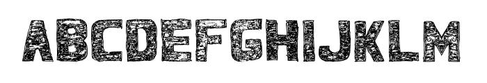 BandhemWatu Font LOWERCASE