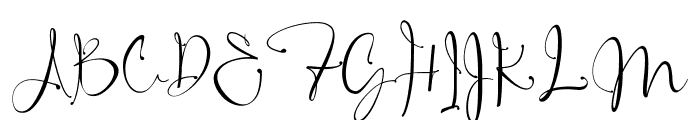 Banggar Font UPPERCASE