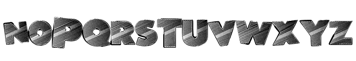 BanlieueDisco Font UPPERCASE