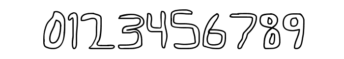 Barbapa 3 Font OTHER CHARS