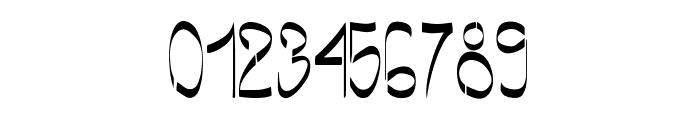 Barbarjowe-Krzywki Font OTHER CHARS