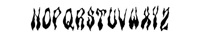 Barbeque Jr Font LOWERCASE