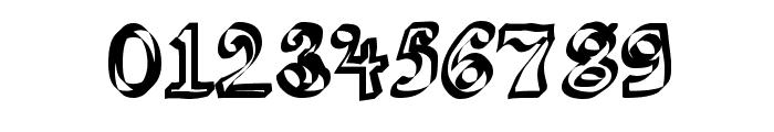 BarbibarianMarker-Regular Font OTHER CHARS