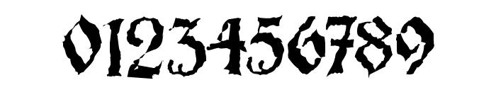 Barlos-Random Font OTHER CHARS
