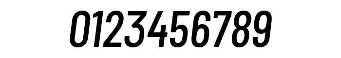 Barlow Condensed Medium Italic Font OTHER CHARS