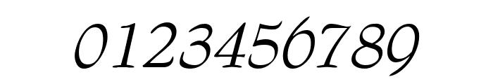 Barnard-Oblique Font OTHER CHARS