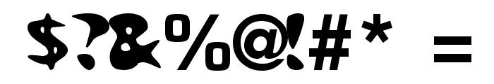 Barney Regular ttnorm Font OTHER CHARS
