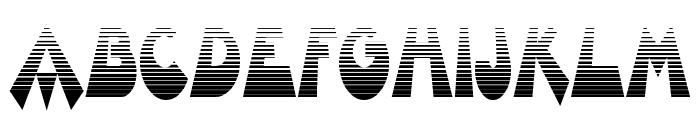 Barnroof Font UPPERCASE