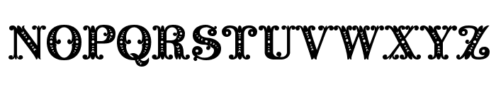 Barocco Initial Font LOWERCASE