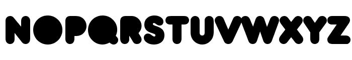 Baruta Black Font UPPERCASE