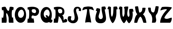 Basca Font UPPERCASE