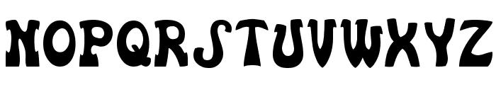 Basca Font LOWERCASE