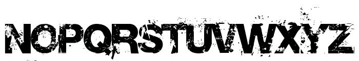 Base 02 Font UPPERCASE