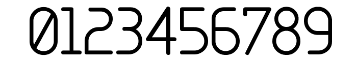 Base-4 Font OTHER CHARS
