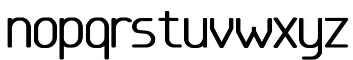 Base-5 Font LOWERCASE