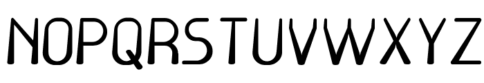 Base6 Font UPPERCASE