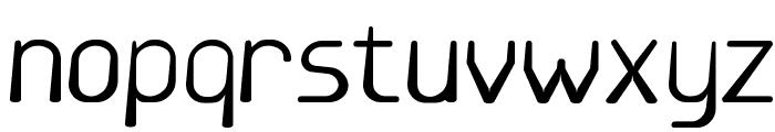 Base6 Font LOWERCASE