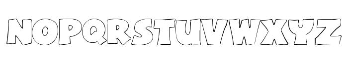 Basic Font Font UPPERCASE