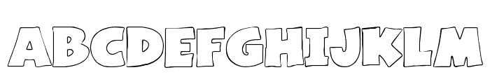 Basic Font Font LOWERCASE