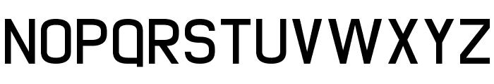 Basic Sans Serif 7 Font UPPERCASE