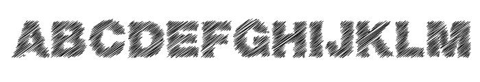 BasicScratch Font LOWERCASE