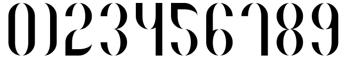 Basico 1983 Regular Font OTHER CHARS
