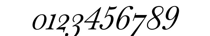Baskervville Italic Font OTHER CHARS