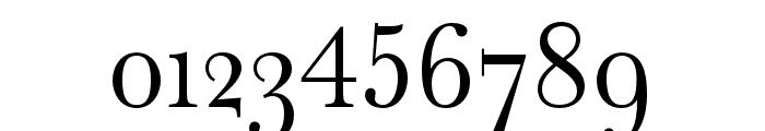 Baskervville Regular Font OTHER CHARS