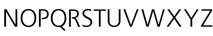 BastardusSans Font UPPERCASE