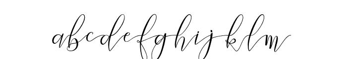 Bastille Day Free Font LOWERCASE