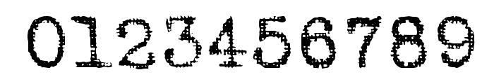Batik Font OTHER CHARS