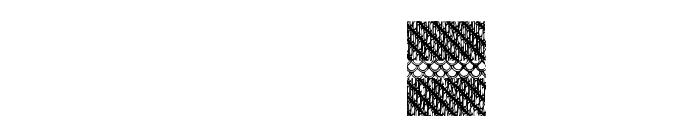BatikFont1 Font OTHER CHARS