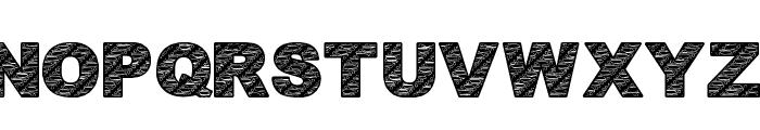 BatikFont1 Font UPPERCASE
