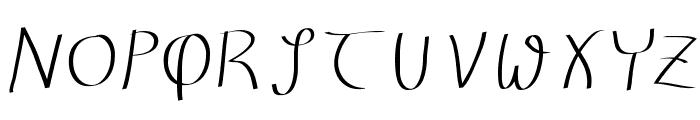 Batmania Font UPPERCASE